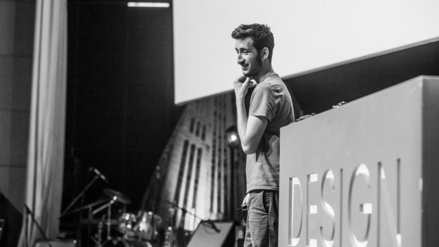 Dave Hakkens at Design Indaba Conference 2014