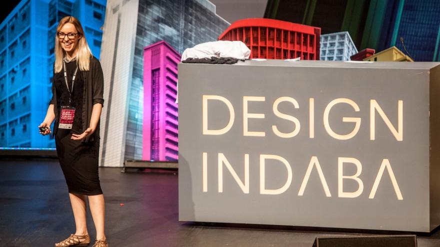 Agatha Haynes at Design Indaba Conference 2014