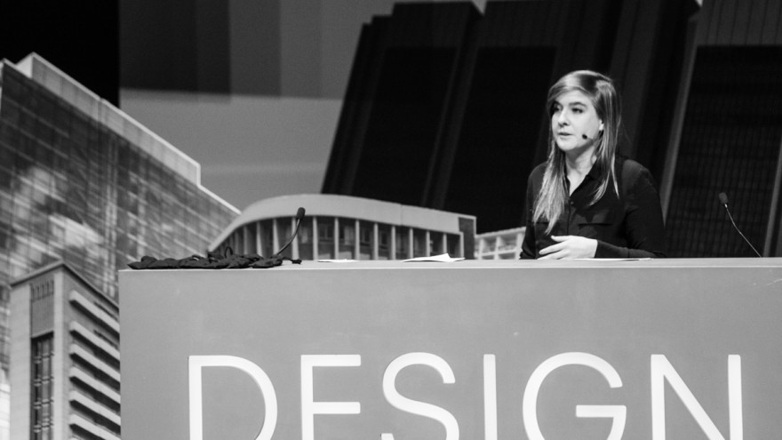Teshia Treuhaft at Design Indaba Conference 2014