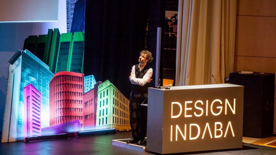 Thomas Heatherwick at Design Indaba Conference 2014