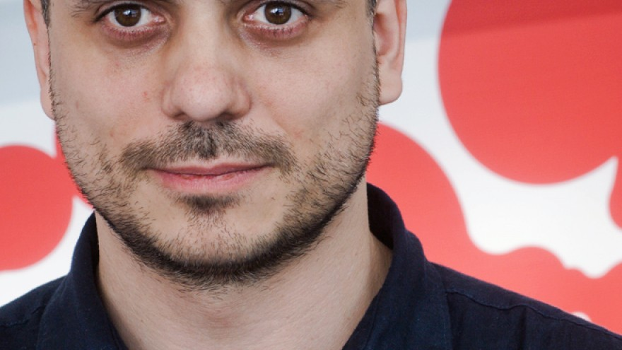 Product designer Oscar Diaz