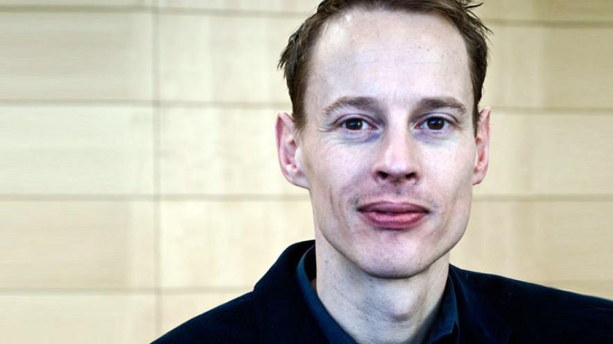Artist and innovator Daan Roosegaarde