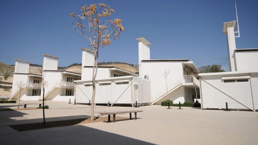 Lycée Français Charles de Gaulle by Ateliers Lion Associés, Dagher Hanna & Partners, Damascus, Syria.