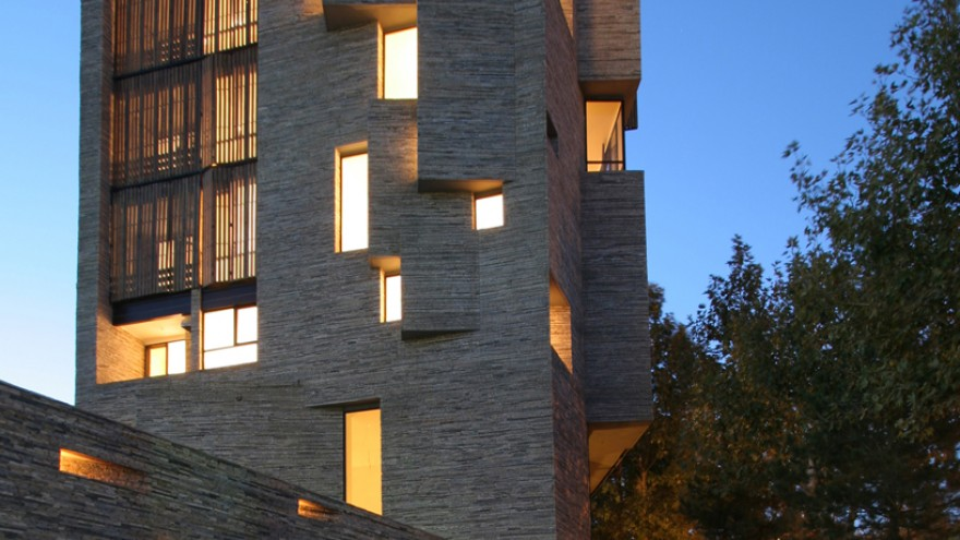 Apartment no.1 by abCT, Mahallat, Iran.