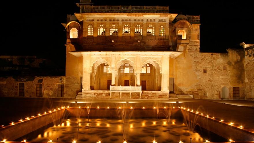 Rehabilitation of Nagaur Fort by Minakshi Jain, Nagaur, Rajasthan, India.