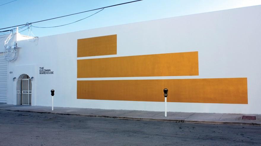 The Goldman Warehouse by Hjalti Karlsson.