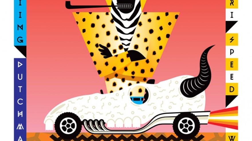 The Racing Poster Portfolio by Richard Hart.
