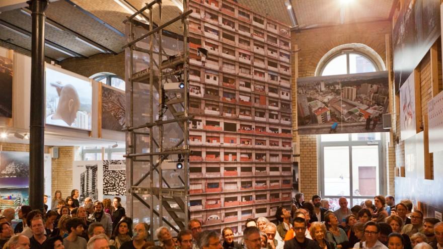 Torre David – Informal Vertical Communities by Urban-Think Tank. Photo: Daniel Schwartz.