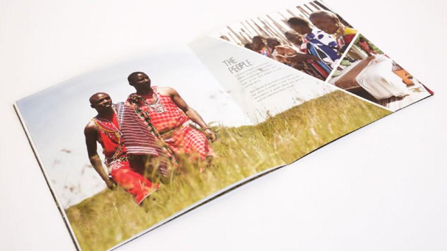 Encounter Mara brochure by K&i.