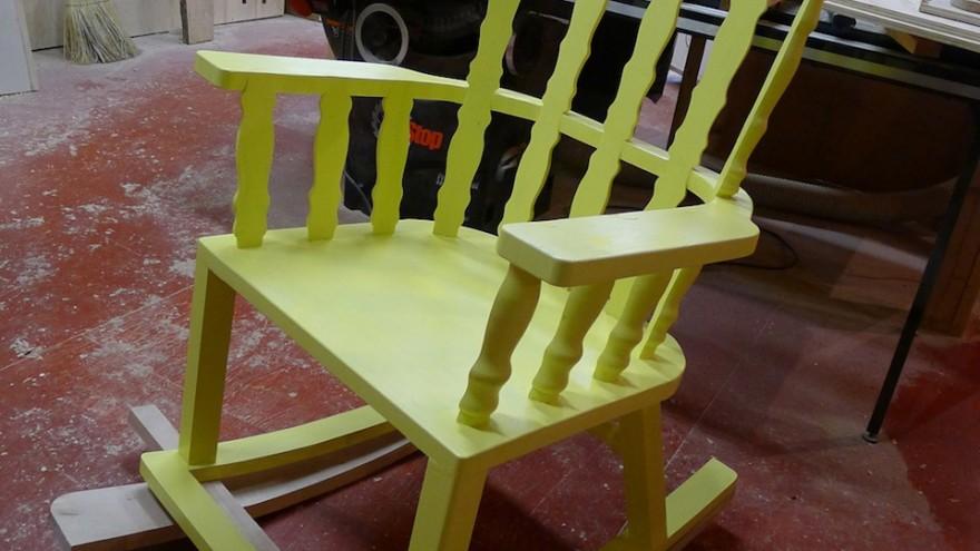 Fogo Island Inn furniture collection by Ineke Hans