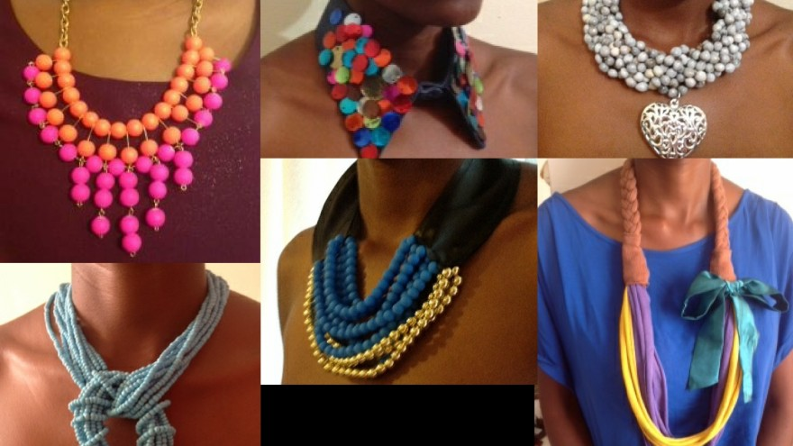 2014 Emerging Creative: Mozaik Accessories.
