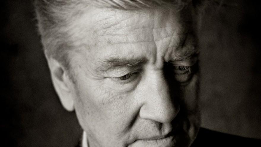 Portrait of David Lynch. Image: Mark Berry.