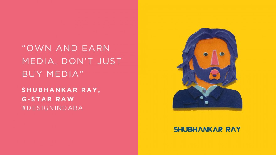 Shubhankar Ray, G-Star Raw