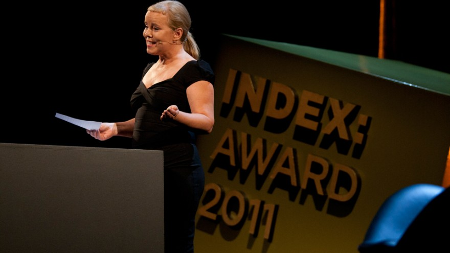 INDEX: CEO Kigge Hvid.