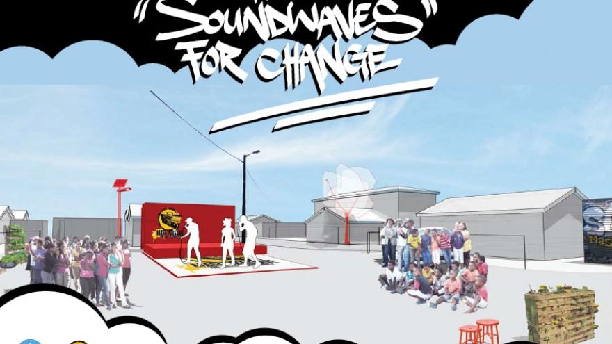 Soundwaves for Change.
