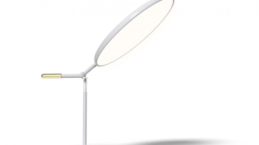 Full Moon Lamp by Nika Zupanc | on designindaba.com