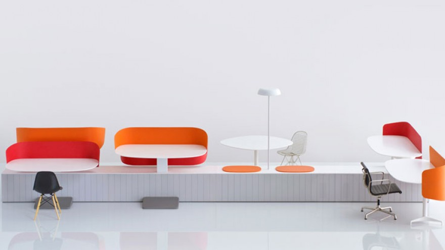 Locale by Industrial Facility for Herman Miller.