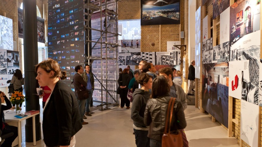 Torre David – Informal Vertical Communities by Urban-Think Tank.