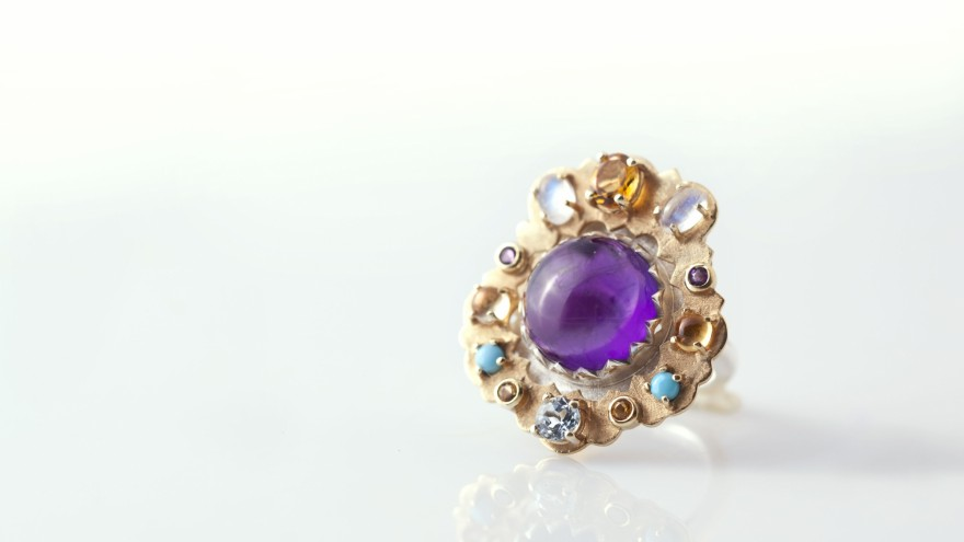 Cluster Ring by Schwarzie.