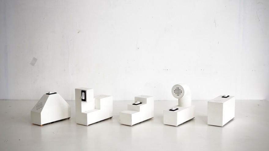 Looks Like Music by Yuri Suzuki.