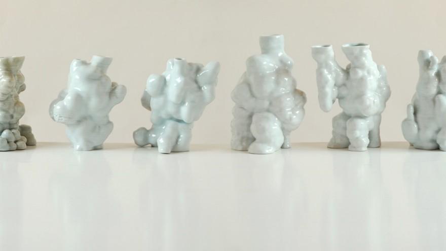 Random Growth Series by Jonathan Keep.