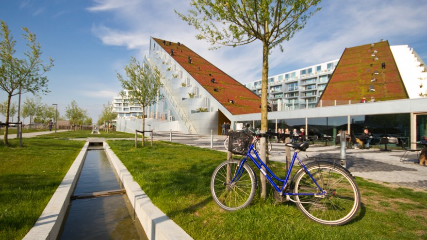 Climate Adaptation Plan by the City of Copenhagen.