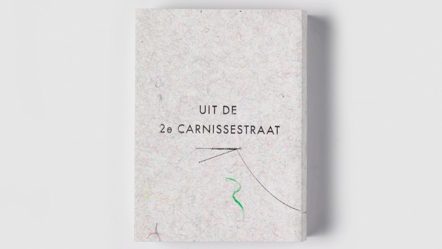 The Collected Knitwork of Loes Veenstra by Christien Meindertsma.