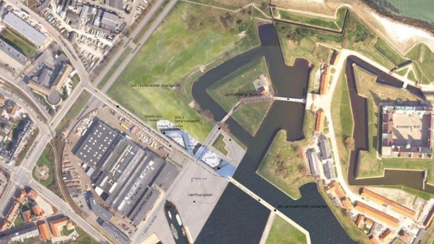 Danish National Maritime Museum by Bjarke Ingels Group.