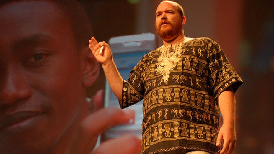 Ushahidi co-founder, technologist and innovator Erik Hersman