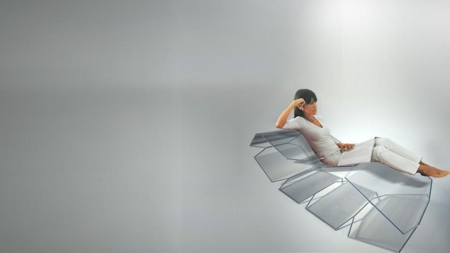 ChainSofa by Carlo Ratti Associati and Cassina. Image: MyBossWas.