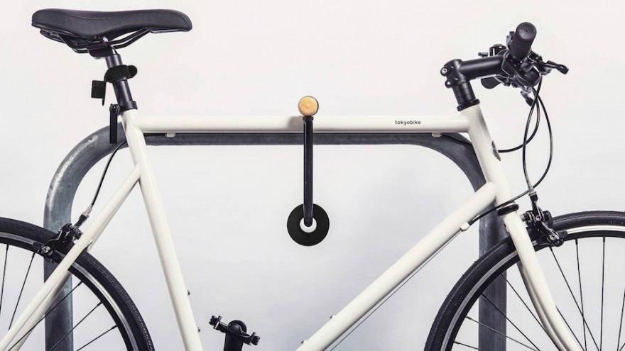 Double O bike light by Paul Cocksedge launched on Kickstarter.