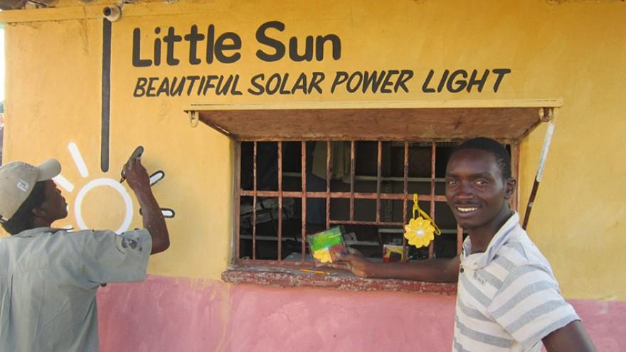 Little Sun by Ije Nwokorie.