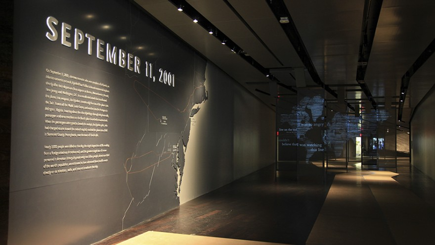 9/11 Memorial Museum by Local Projects.
