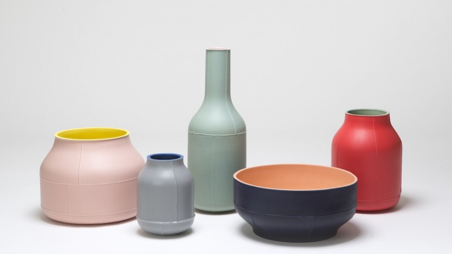 Seams collection by Benjamin Hubert.