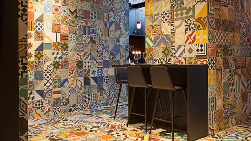Llama restaurant by Bjarke Ingels Group and Kilo.