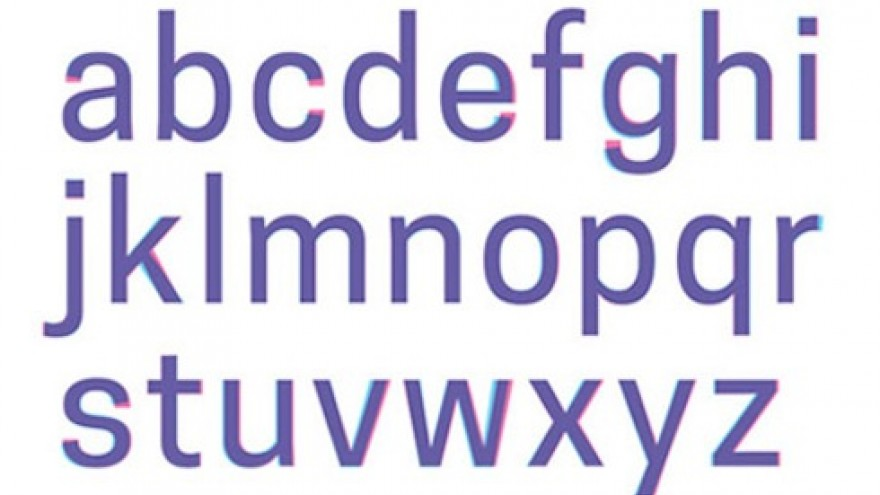 Design Museum new visual identity and typeface by Eddie Opara.