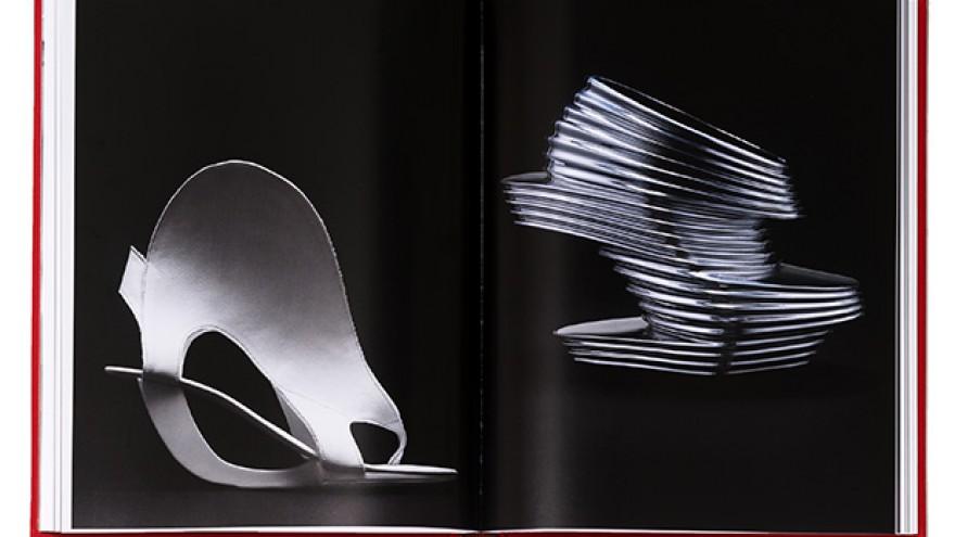 Killer Heels: The Art of the High-Heeled Shoe exhibition catalogue by Abbottt Miller.