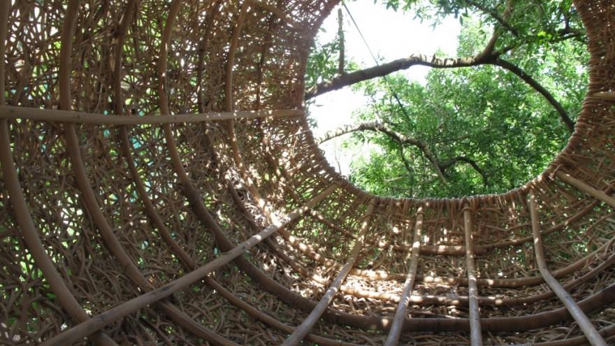 Nest by Porky Hefer.