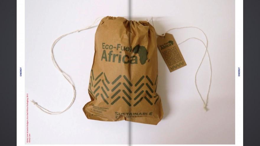 Sanga Moses' Eco-Fuel Africa.