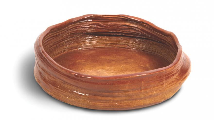 Hammered Bowls by Piet Hein EEk and Studio Floris Wubben.
