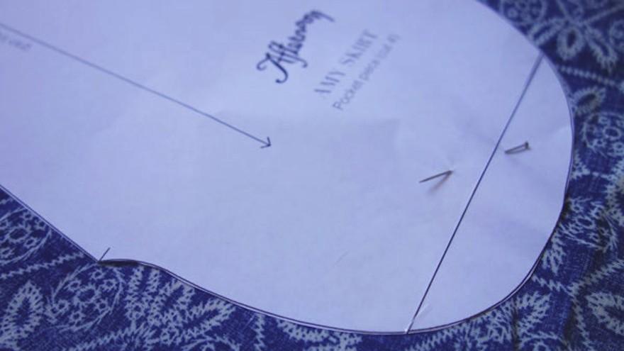Emerging Creative Jennifer Jacobs sewing pattern.