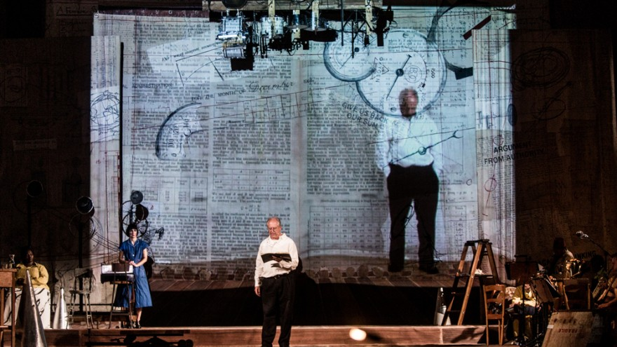 William Kentridge's Refuse the Hour