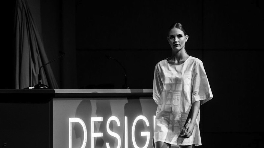 Sindiso Khumalo launches her latest fashion collection at Design Indaba Conference 2015.