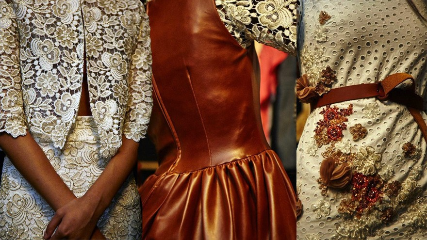 Thula Sindi launches his latest collection at Design Indaba Expo 2015.