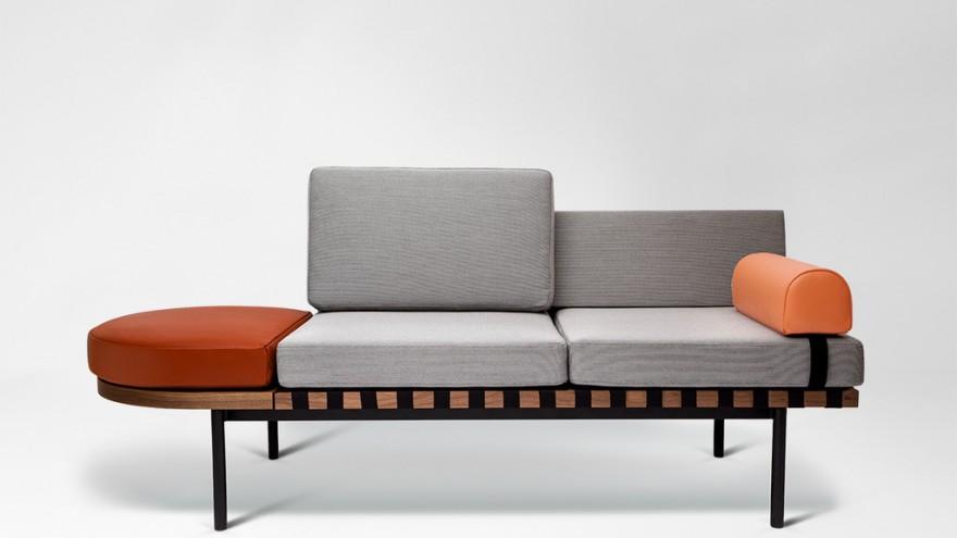 The GRID sofa.