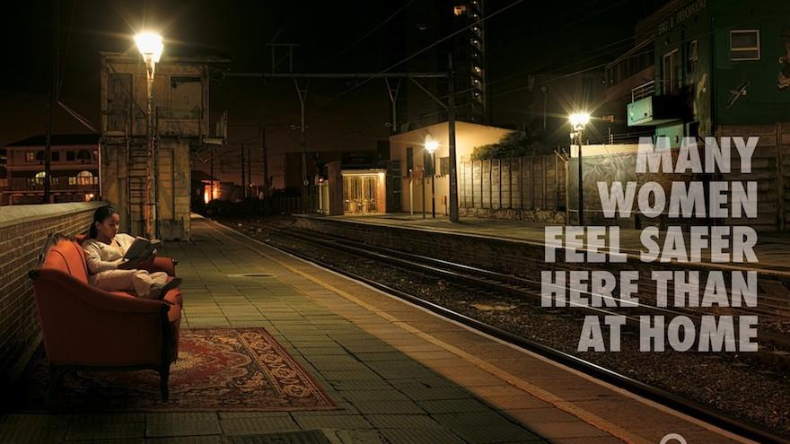 #SafeAtHome #POWA by Joe Public.