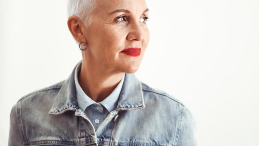 Former ELLE South Africa editor, Jackie Burger