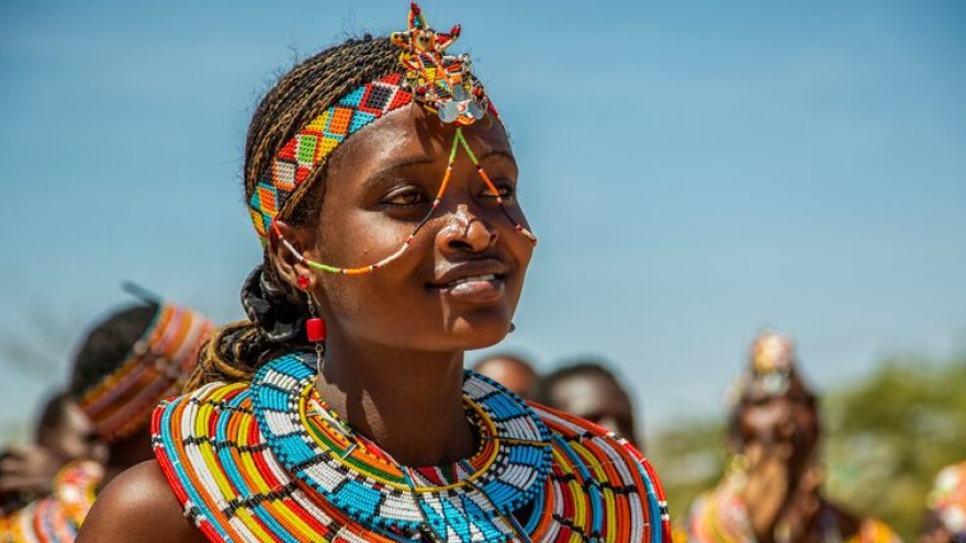 19 year-old Judia arrived when she was 13 after avoiding being sold into marriage.