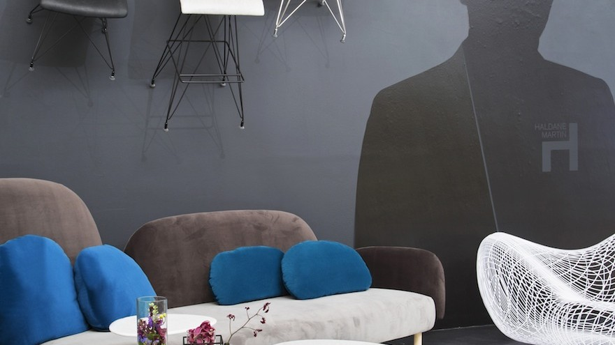 Established South African furniture designer Haldane Martin launches a new range inspired by his countries coastline