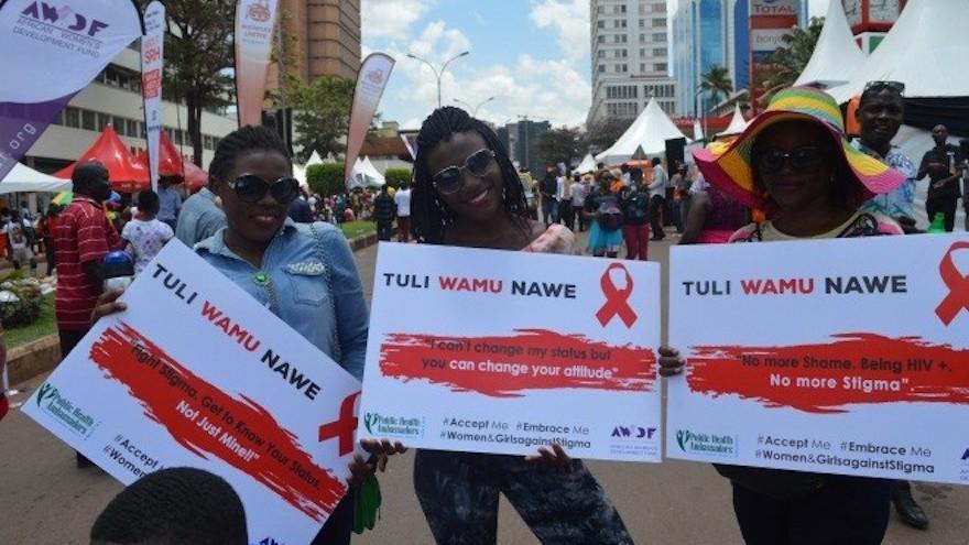PHAU uses multiple creative platforms to bring change to Uganda.